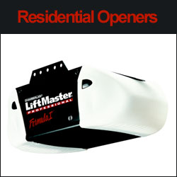 Residential Openers